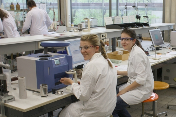 Biotechnologie Studium Nc