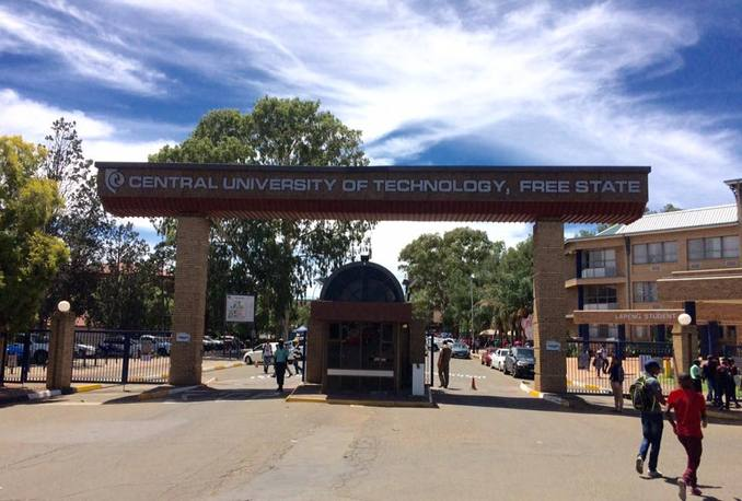 The Central University of Technology in Bloemfontein offers students the opportunity to look beyond the boundaries