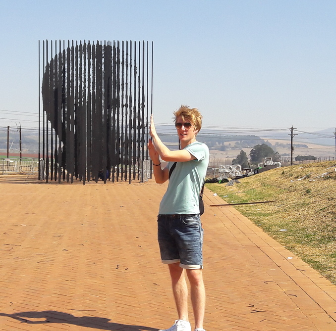 I had an awesome time in South Africa – Markus Heiler, who studied Business Engineering at Aalen University and then finished his bachelor's thesis at the CUT.