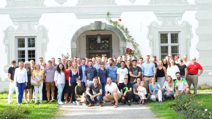 Students, Alumni and Faculty met in the Benediktbeuern Monastery for an Optometry Congress and an Alumni Get-Togeter.