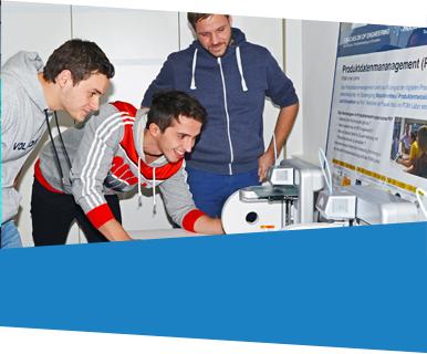 Hochschule aalen maschinenbau entwicklung design und for Maschinenbau ohne nc