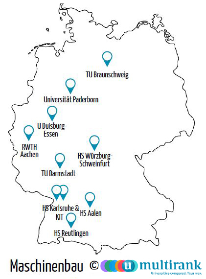 Hochschule Aalen News Top Ten Herausragende Maschinenbau Lehre