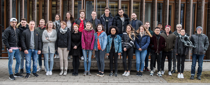 Technical Content Creation und User Experience Erstsemester Sommersemester 2019