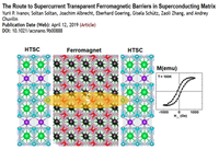 Thumb the route to supercurrent transparent ferromagnetic barriers