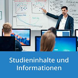 Studieninhalte und Informationen