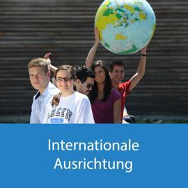 Internationale Ausrichtung