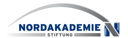 Logo Nordakademie Stiftung