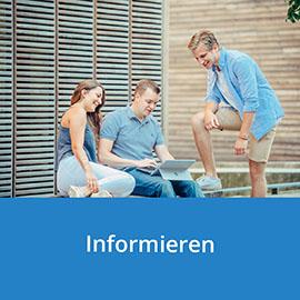 Informieren