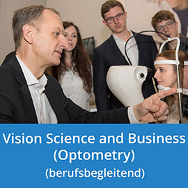 Vision Science und Business