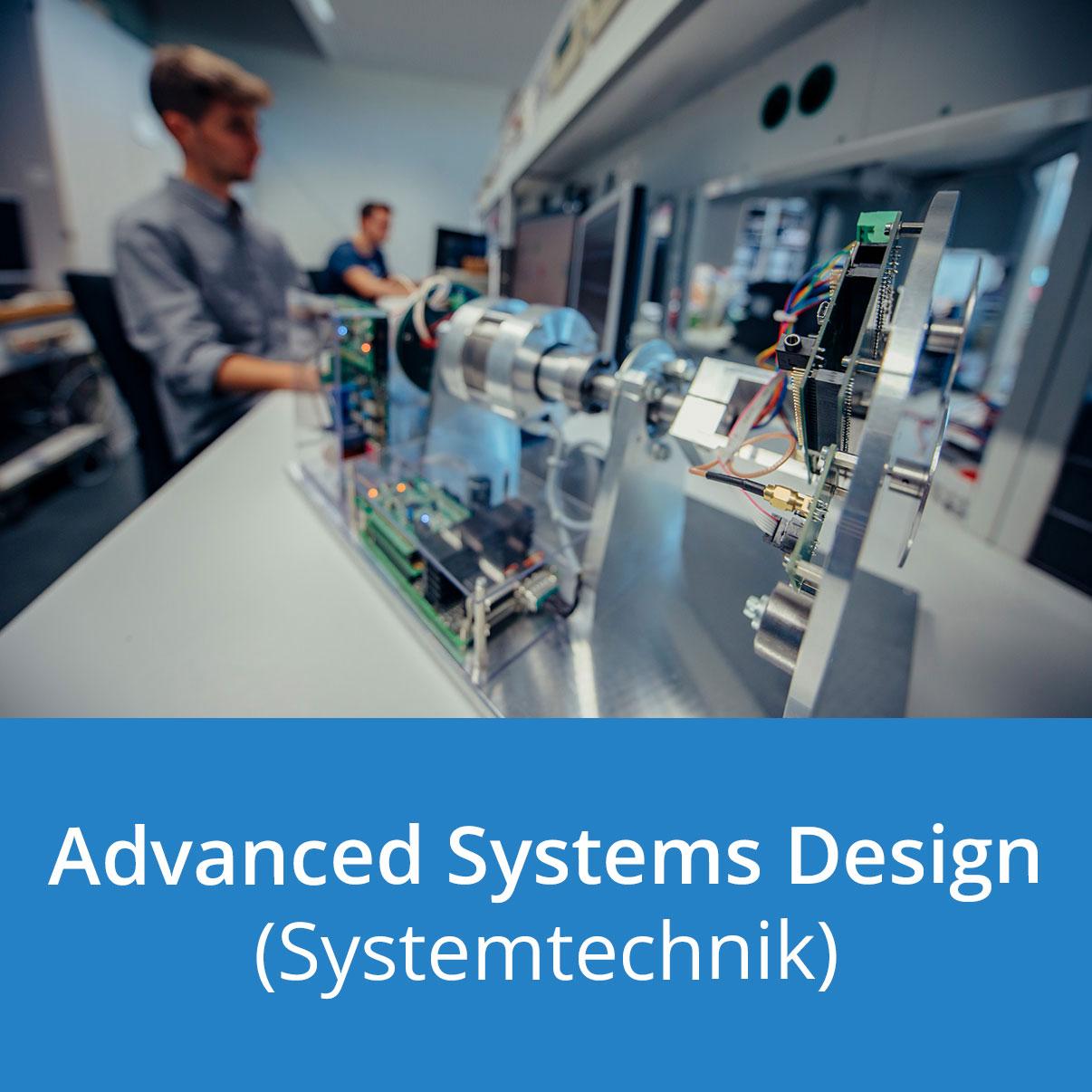 Advanced Systems Design (Systemtechnik)