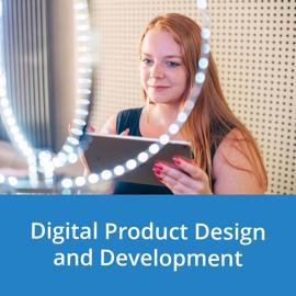 Digital Product Design und Development