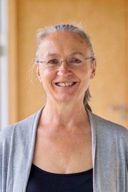 Portrait Annerose Rabausch