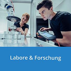 Forschung und Labore