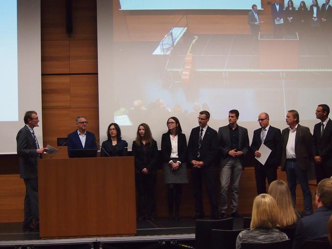 Hochschule Aalen  News 900 Absolventen mit hervorragenden
