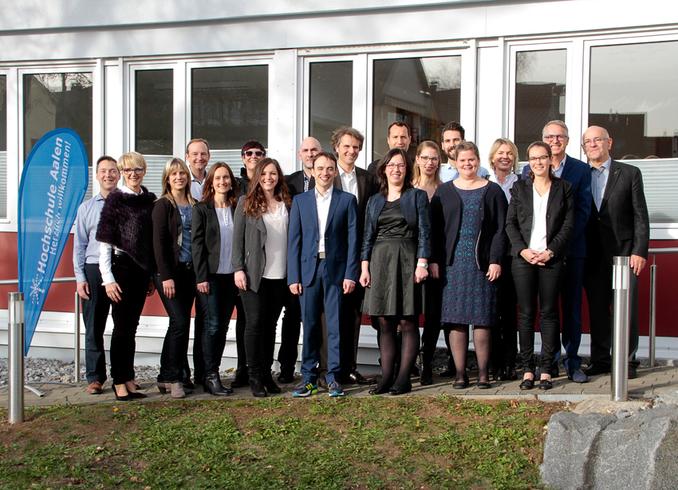 Hochschule aalen news congratulation masters 2015 for Master informatik nc