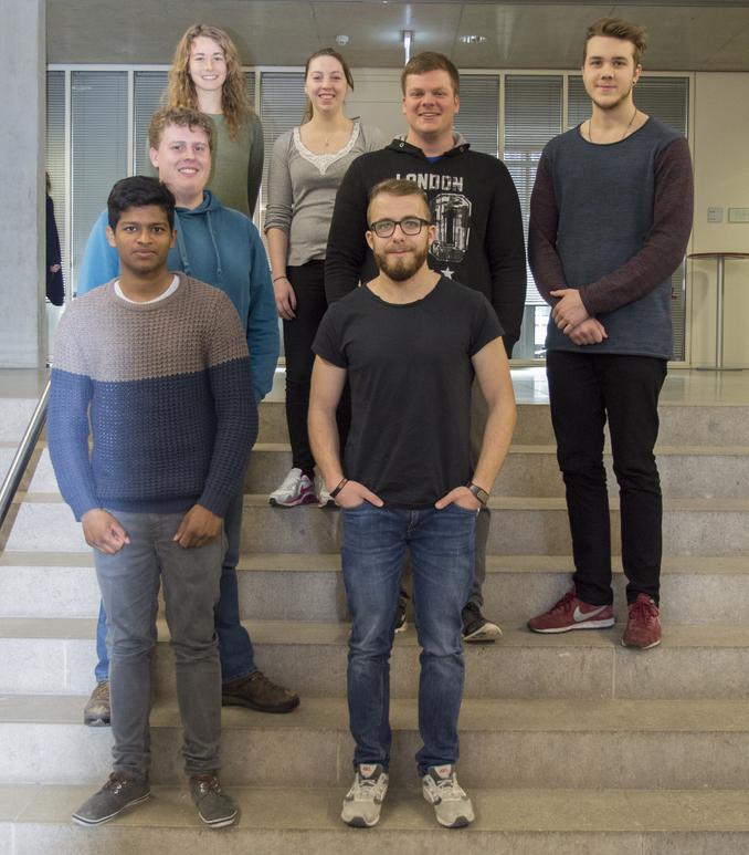 Hochschule aalen news 8 neue erstsemester im for Nc sommersemester 2016