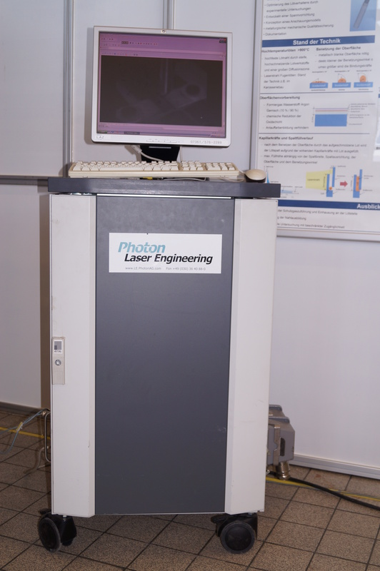 Photon Laser Engineering Fokusmonitor
